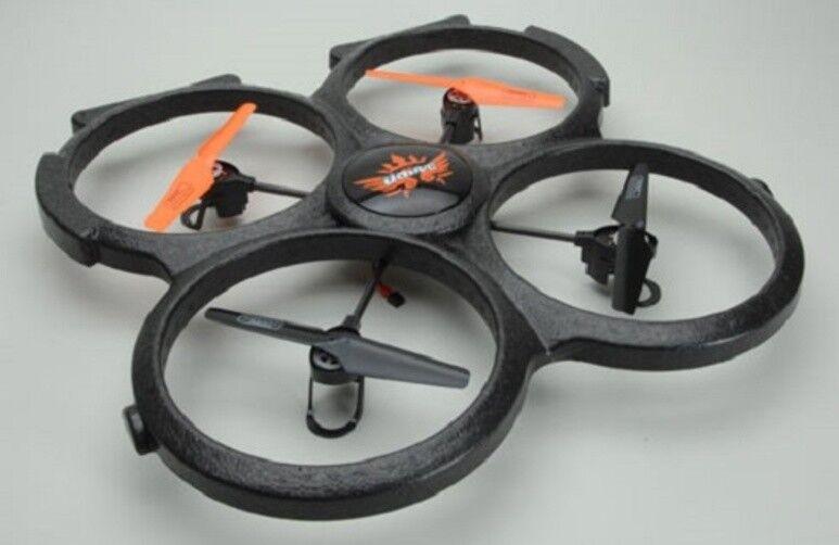 Udi Mega Drone Electric Quadcopter with Camera A-U829A RRP .99