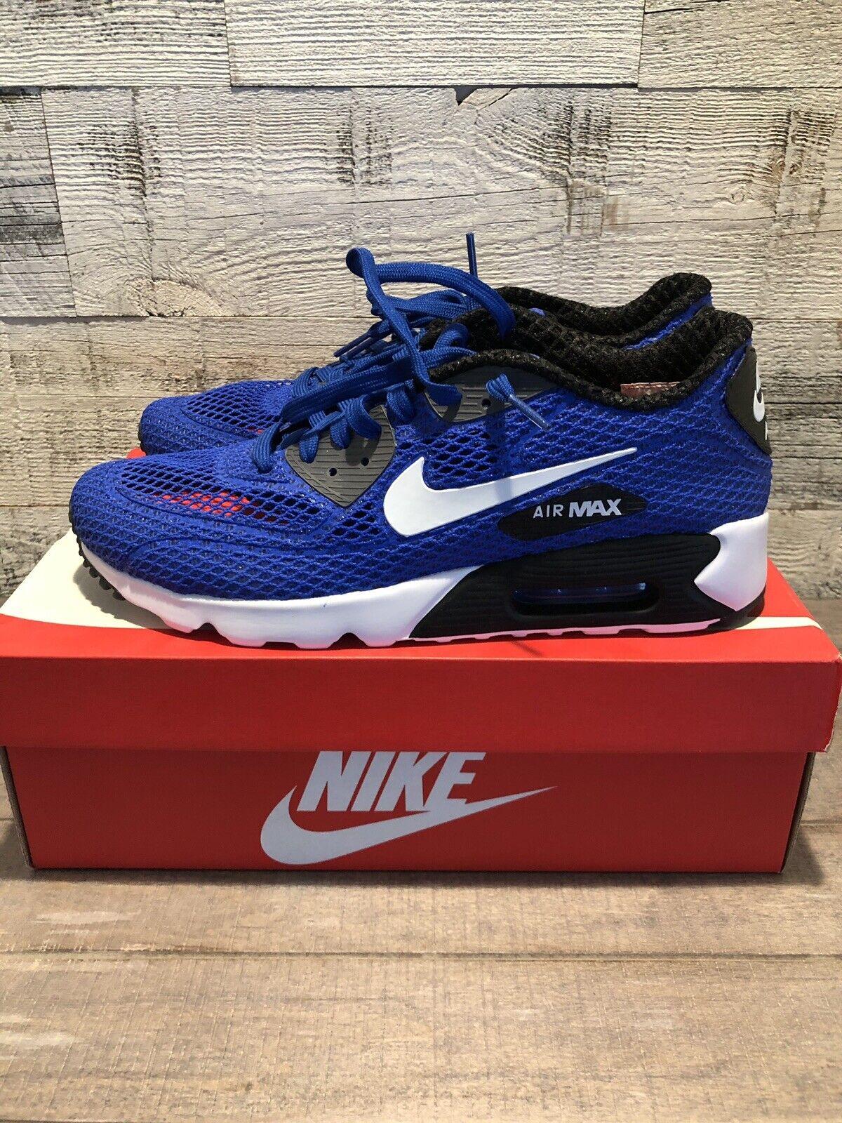 Nike Air Max 90 Ultra BR Plus QS Blue 10.5
