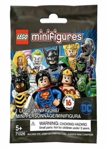 Lego mini figures dc super heroes series 71026-Choose your