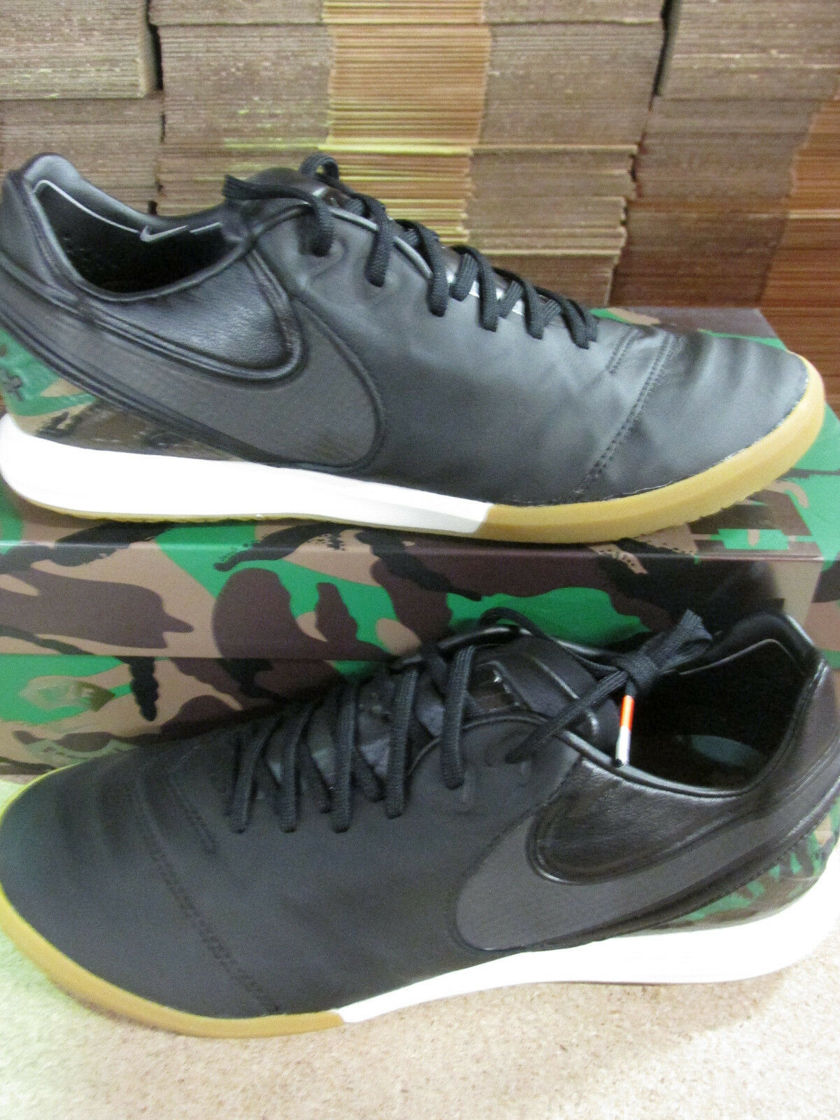 Nike TiempoX Proximo SE IC Hommes Indoor Competition Football Bottes 835365 003