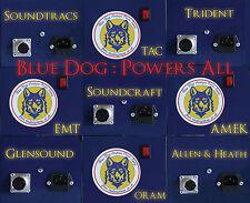 Soundtracs Trident Amek ATB TAC glensound DDA Allen + Heath Soundcraft ATB Oram
