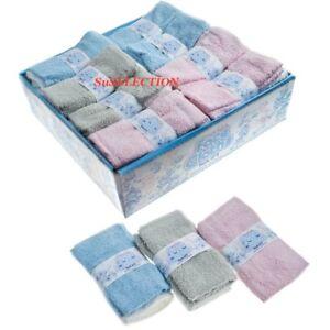 2 baby boy girl face flannels face cloths-lovely douce 100% cotton-lovely couleurs-afficher le titre d`origine Tqh8N3tJ-07202501-659253042