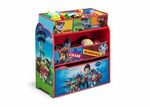KIDS CHILDRENS PAW PATROL TOYS BEDROOM TOY BOX BAG LAMP CUP BLANKET LUNCH SETS