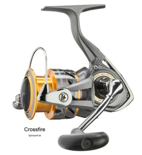 Daiwa Crossfire LT 1000 2000 2500 3000-C Crossfire 5000 Angelrolle Spinnrolle