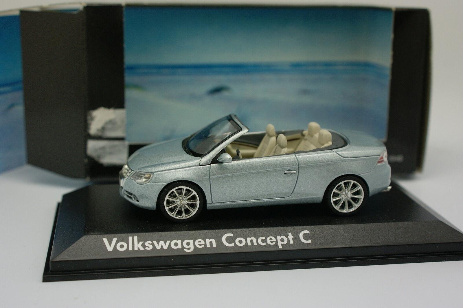 Norev 1 43 - VW concept concept concept C eos a8723d