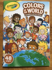 Crayola-Colors-of-the-World-Coloring-amp-Activity-Book-Globe-Landmarks-Diversity