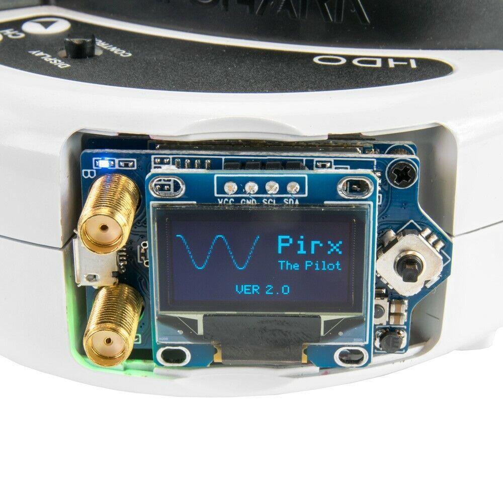 RX5808 Pro  Receiver Module with Pirx 2.0 Firmware  alta qualità genuina