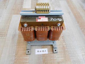 Ismet-DAW-Trasformatore-Primario-380V-Secondaria-190V-6A-Prestazioni-2-KVA