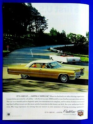 1979 Cadillac Coupe De Ville White On White-Skier Original Print Ad 8.5 x 11/""