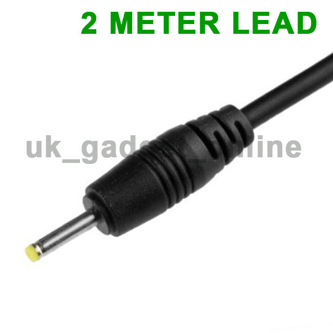 """5V 2A USB Cable Lead Charger for MiniGadget Envy 7/"""" Ultra-Slim Tablet PC"""