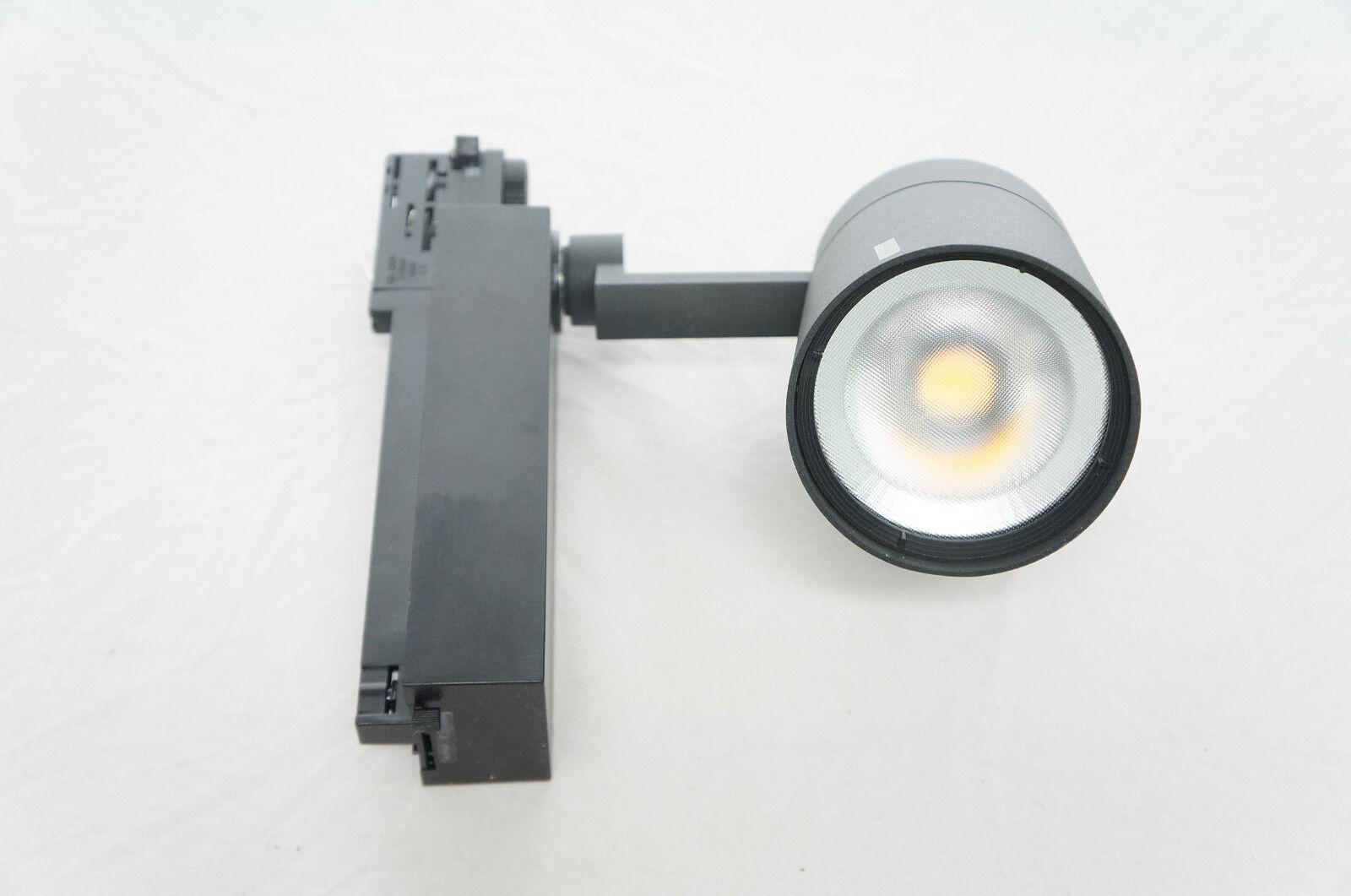 LED Strahler SL40 Ledoco schwarz NEU  L327