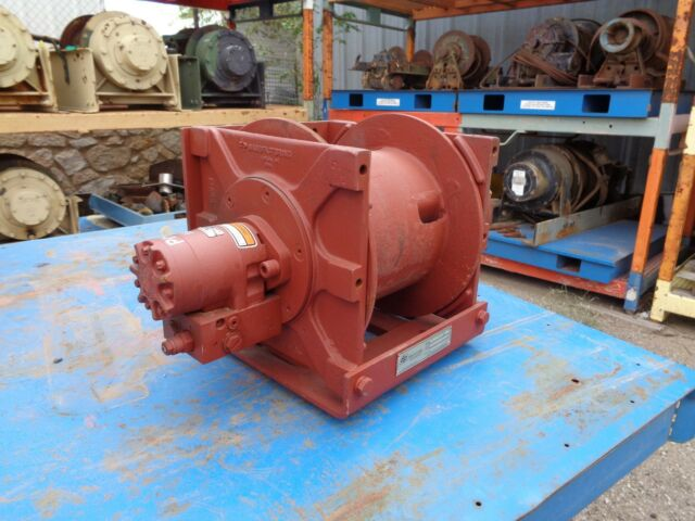 DP Winch Capacity 6 000lb Model Aj6cas1l6a-002