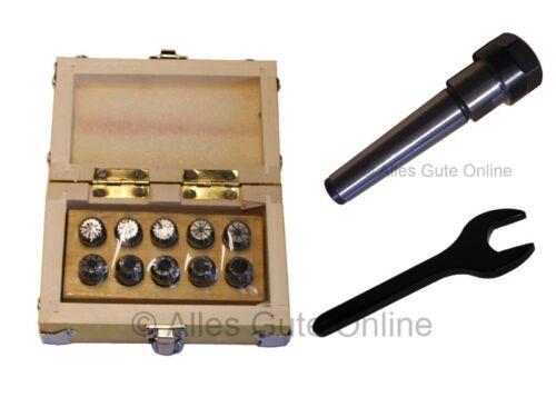 G300 ER16 426E Spannzangensatz Spannzangenfutter MK2 M10 ER16 Schlüssel