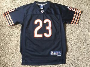 Devin Hester Chicago Bears  23 Orange Reebok NFL Football Jersey ... 2e788c172