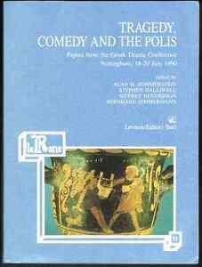 Alan-H-SOMMERSTEIN-e-altri-TRAGEDY-COMMEDY-AND-THE-POLIS-LEVANTE-EDITORI-1993