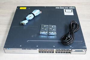 Cisco-WS-C3750X-24T-E-S-L-Switch-24xGE-non-PoE-Upgraded-IPService-IOS