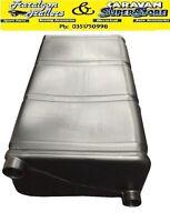 Plastic Fresh Grey Water Tank 50l 50 Litre Underbody Trailer Ute 4wd Tank 2b