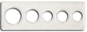 6-Whitman-Mint-Proof-Set-Snaplock-Holders-5-Hole-2x6-For-CENT-To-HALF-DOLLAR