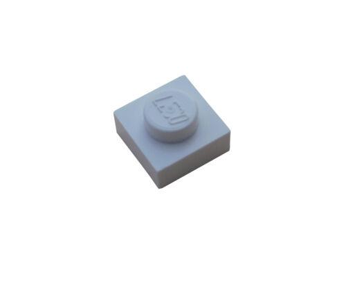 Lego 50 Unidades Blancas Placa 1x1 3024 Nuevo en Basics City de Construcción