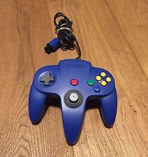N64 - Original Nintendo Controller Blau (gut) - Blue