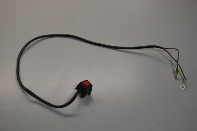 03 Suzuki Rm85 Rm 85 85l Oem Engine Motor Kill Switch Wire