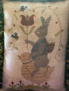 Country Stitches With Thy Needle /& Thread Counted Cross Stitch Patterns CHOOSE