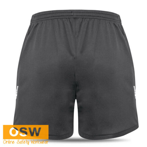 MENS ADULT CIRCUIT GYM CROSSFIT WORK-OUT STRETCH SHORTS BLACK//NAVY//GREY S-5XL