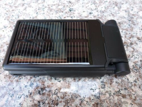 Apple iPod Touch Battery Solar Power Charger Dock 4th Gen 3rd 2nd 1st Gen NEW