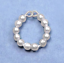 "Dreamz WHITE Pearl Single BRACELET made for 11/"" Barbie Doll Jewelry"