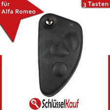 Alfa Romeo 3 Tasten Klappschlüssel Gehäuse Schlüssel 147 156 166 GT Rohling Neu