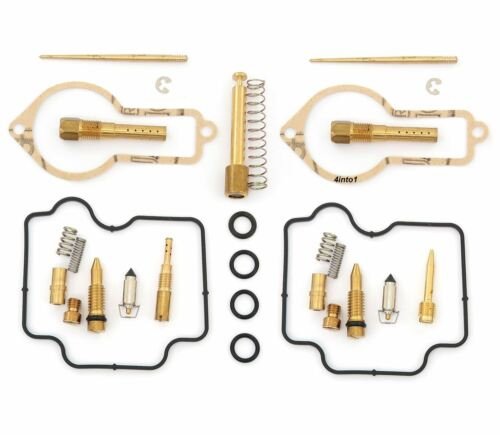 1983-1987 Honda XL600 XL600R Deluxe Left /& Right Carburetor Rebuild Kit