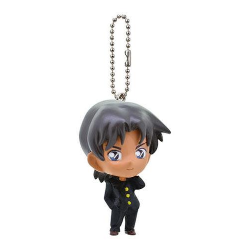 Detective Conan Heiji Hattori Mascot Swing Key Chain Anime Manga NEW