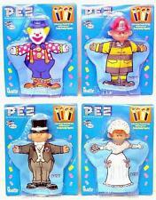 4 pc Funko Pez Hand Puppet Set Bride Groom