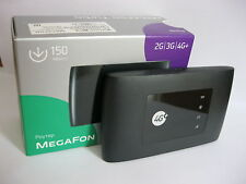 ZTE MF920 WLAN Hotspot 150Mbps WiFi LTE 4G 3G Wireless Router OHNE SIM-LOCK