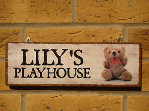 PERSONALISED-PLAYHOUSE-SIGN-TREEHOUSE-WENDY-HOUSE-SIGN-GARDEN-SIGN-OWN-NAME-SIGN