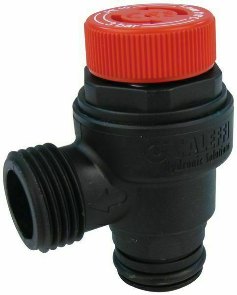 Genuine Ideal Esprit Eco 24 /& 30 Boiler Pressure Relief Safety Valve Kit 176610