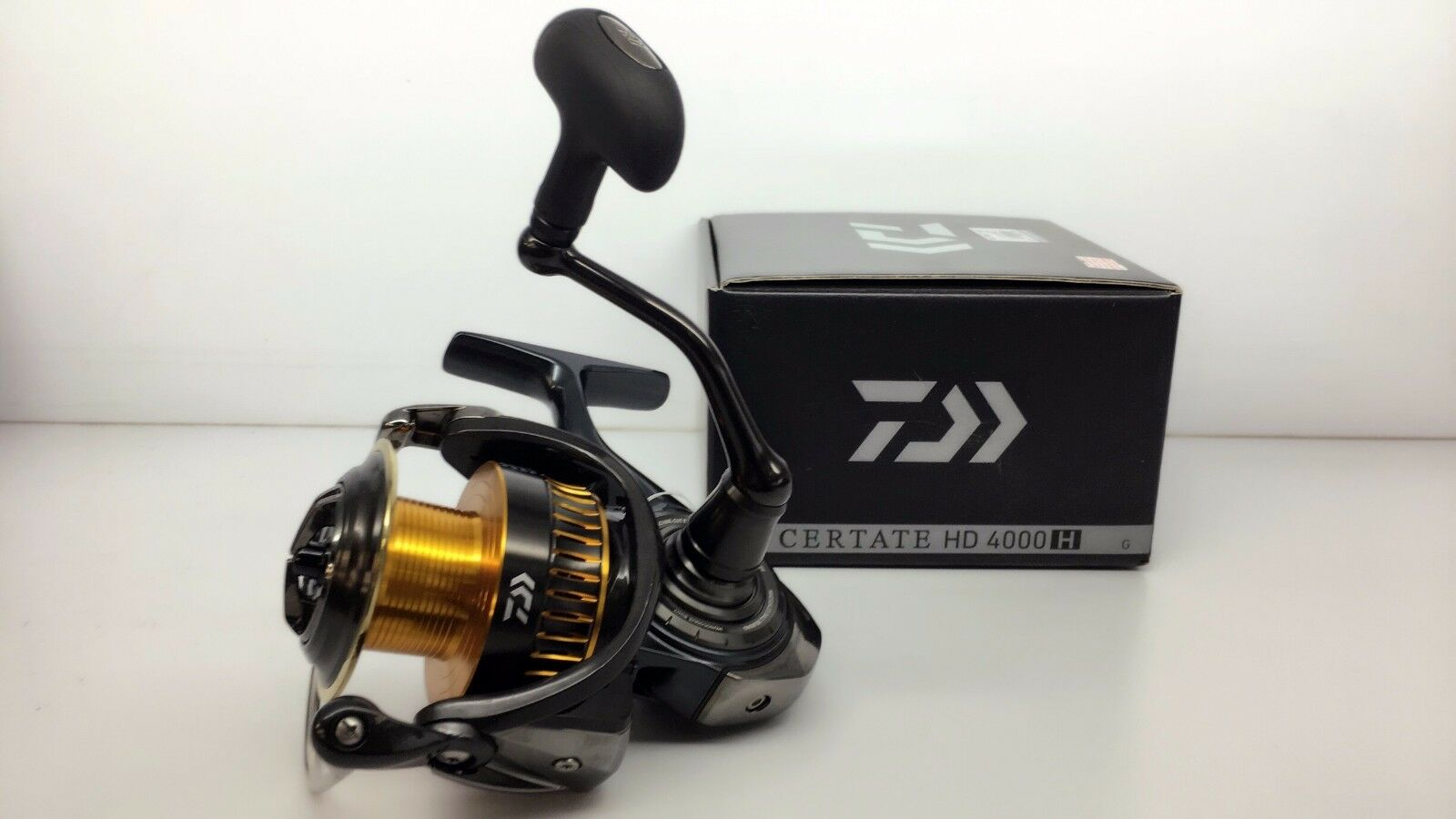 DAIWA Certate HD 4000H  FISHING  REEL 2017 Model 2 days Fedex priority to Usa  support wholesale retail