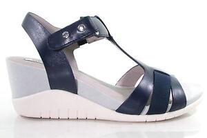 Geox sandali zeppe beige Taglia 7 indossata una volta