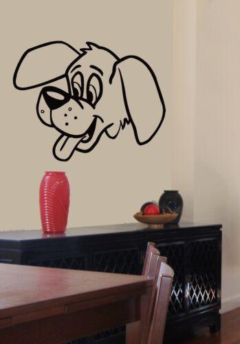 Vinyl Dog Sticker Wall Art Decal Wall Furniture Vehicle 4200010