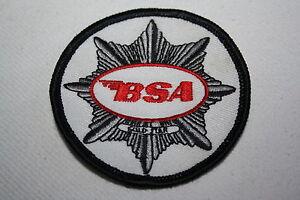 BSA Motorcycle - Motorrad Aufnäher Patch England - <span itemprop='availableAtOrFrom'>München, Deutschland</span> - BSA Motorcycle - Motorrad Aufnäher Patch England - München, Deutschland