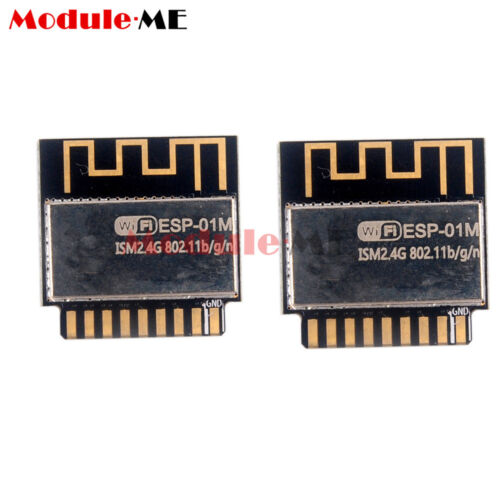 ESP-01M Wifi ESP8285 Module IOT Wireless Transceiver Receiver Replace ESP8266