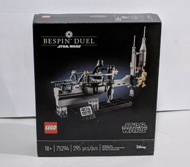 LEGO Star Wars Bespin Duel (75294) - 40th Anniversary Exclusive - New & Sealed