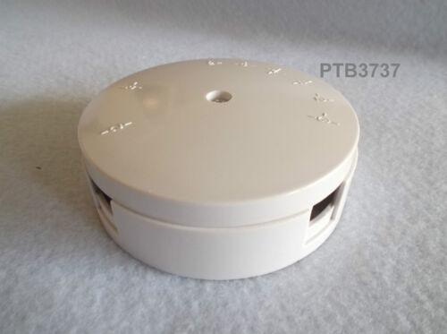 six 1 x boîte de jonction électrique 20 Ampères 6 terminal 85mm diamètre en blanc