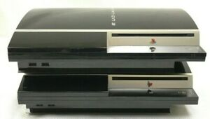 Bundle of 2 Sony PlayStation 3 Consoles For Scrap