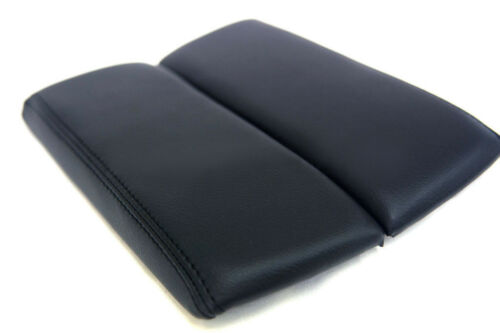 Fits 10-15 Mazda CX-9 Faux Leather Armrest Center Console Cover Black