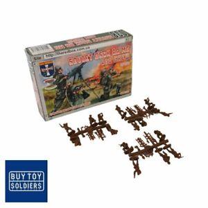 Soviet DShK AA MG and Crew - WWII Machine Gun - Orion Miniatures - ORI72038