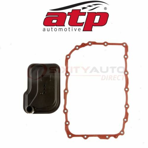 qn ATP Automatic Transmission Filter Kit for 2007-2019 GMC Sierra 3500 HD