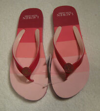 dd718a942e3c3b item 6 Lauren Ralph Lauren Elissa II Women s Flip-Flop Sandals 6B NWT Hot  Pink -Lauren Ralph Lauren Elissa II Women s Flip-Flop Sandals 6B NWT Hot  Pink