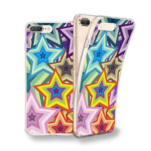 Funda-gel-dibujo-Estrellas-color-para-Xiaomi-Redmi-note-6-PRO-POCOPHONE-F1-6-6A