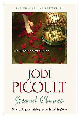 1 of 1 - Picoult, Jodi, Second Glance, Very Good Book